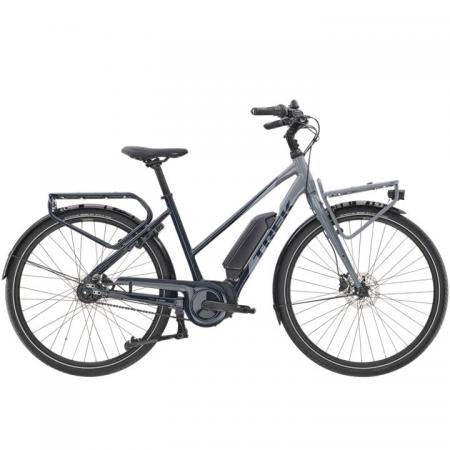 Trek District+ 2 Stagger 2020 - 500Wh