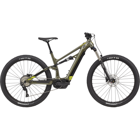 Cannondale Moterra Neo Carbon 5 2021 -