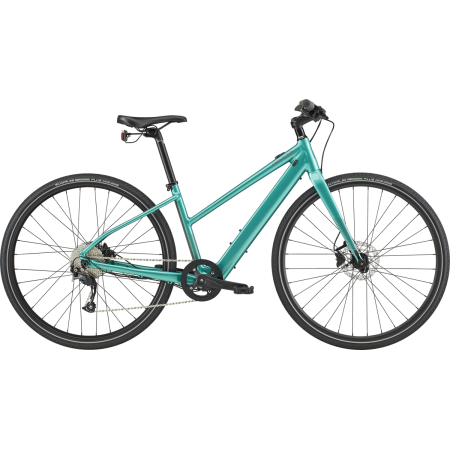 Cannondale Quick Neo 2 SL Remixte 2021 - Women