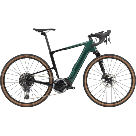 Cannondale Topstone Neo Carbon 1 Lefty 2021 -