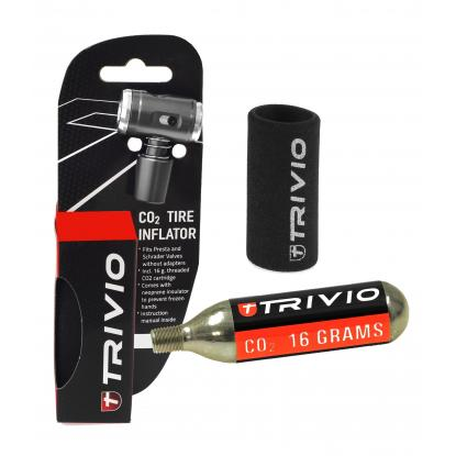 Trivio CO2 Adapter Neoprene Huls
